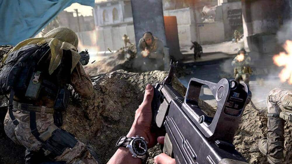 Call of Duty Modern Warfare Cheats