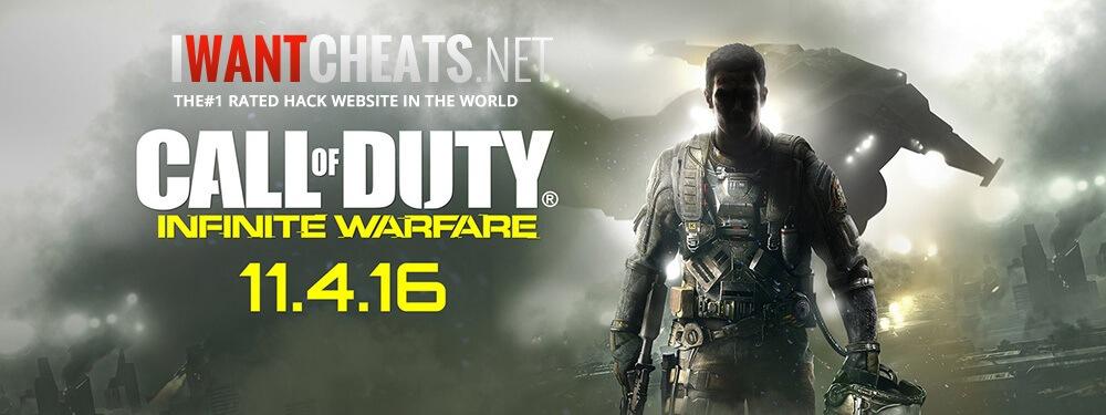 cod infinite warfare release date