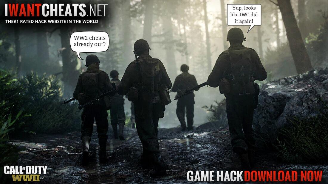 COD WW2 Cheats