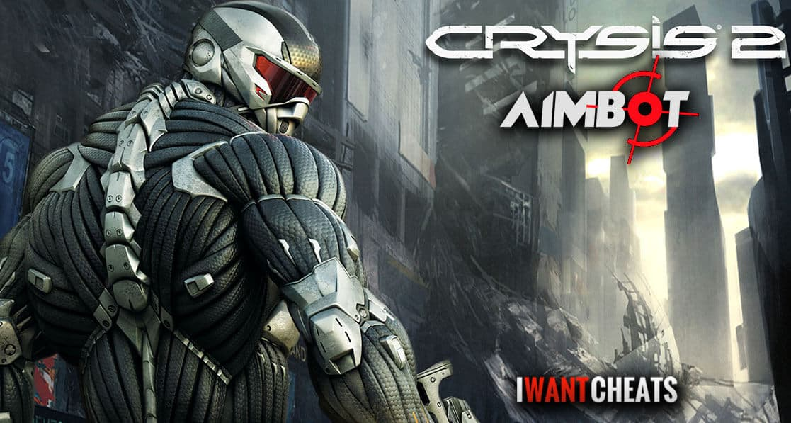 crysis hacks with aimbot