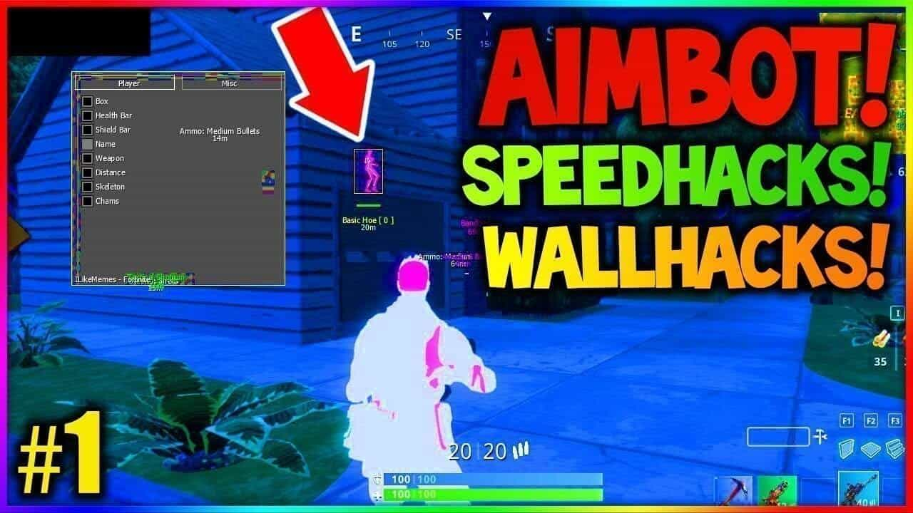 Fortnite Hacks Cheats Glitches And Aimbot Iwantcheats Net