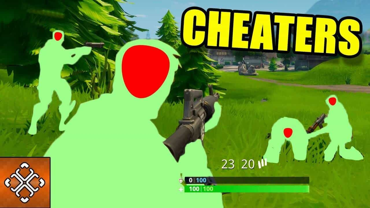 FORTNITE HACKS, CHEATS, GLITCHES, AND AIMBOT - IWantCheats net