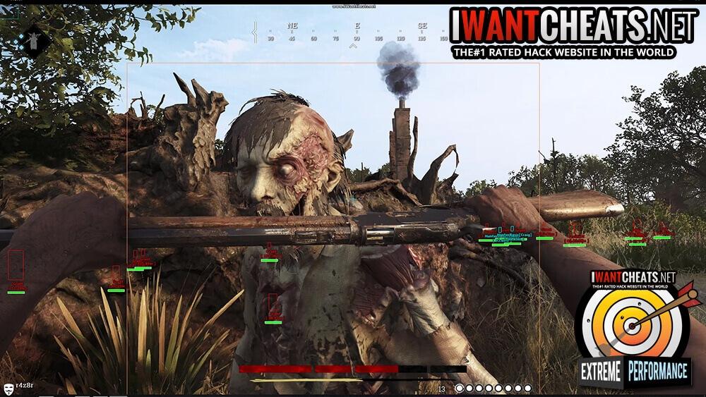 hunt showdown cheats
