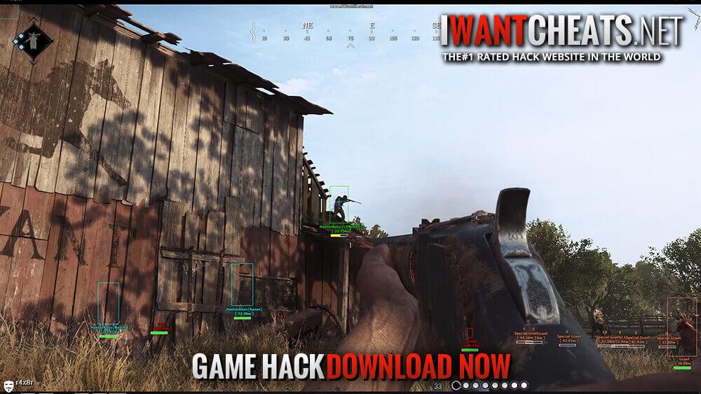 hunt showdown hack