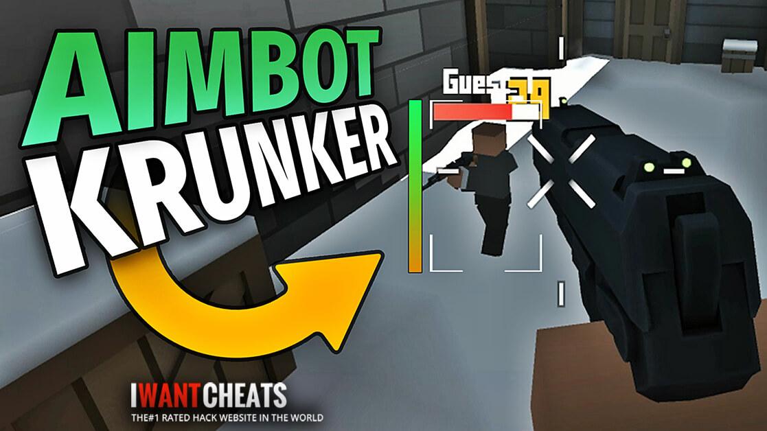 krunker aimbot