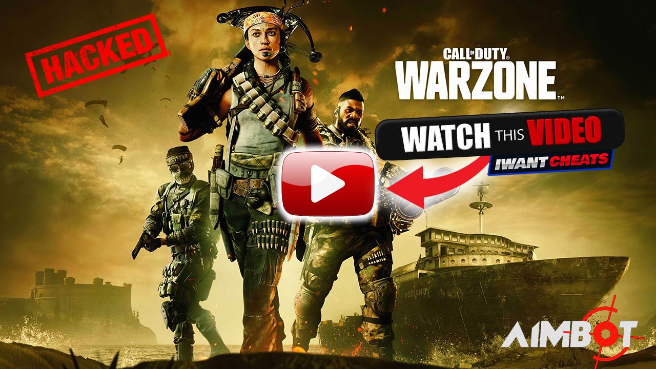 Call of Duty Modern Warfare Hacks Video Image