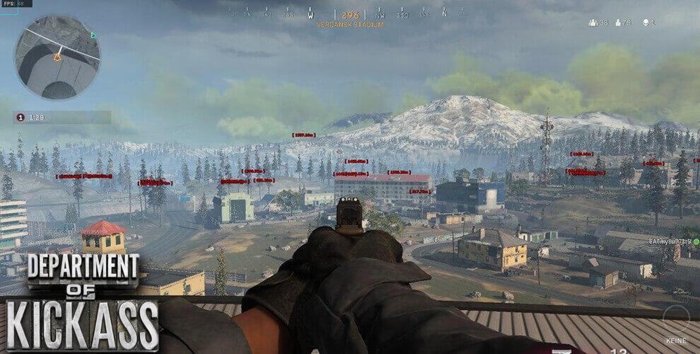 modern warfare warzone hack