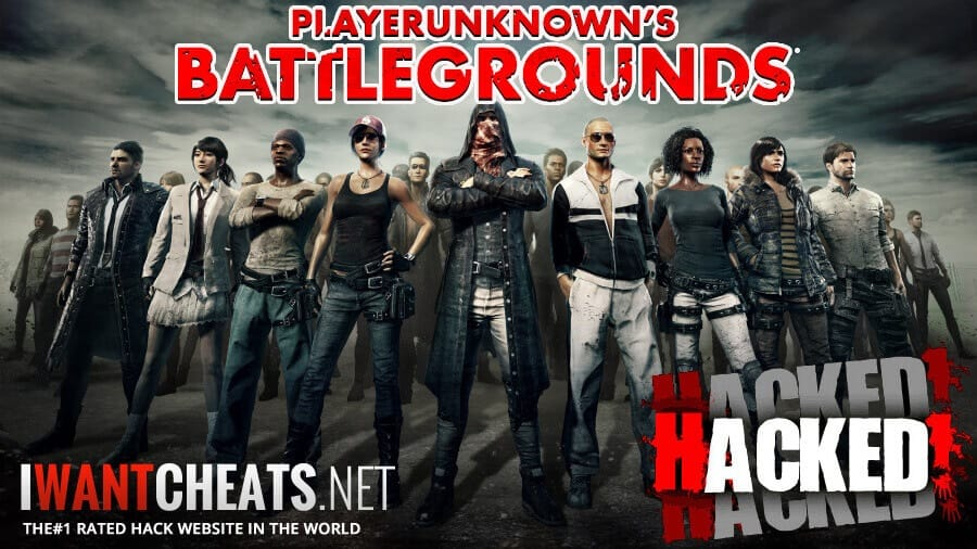 PLAYERUNKNOWN'S BATTLEGROUNDS HACKS