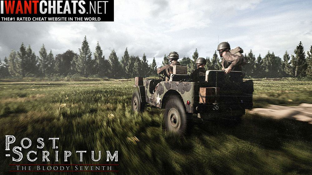 post scriptum cheat