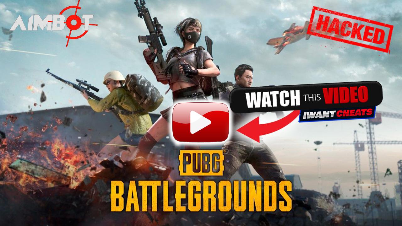 PUBG Hacks Video Image