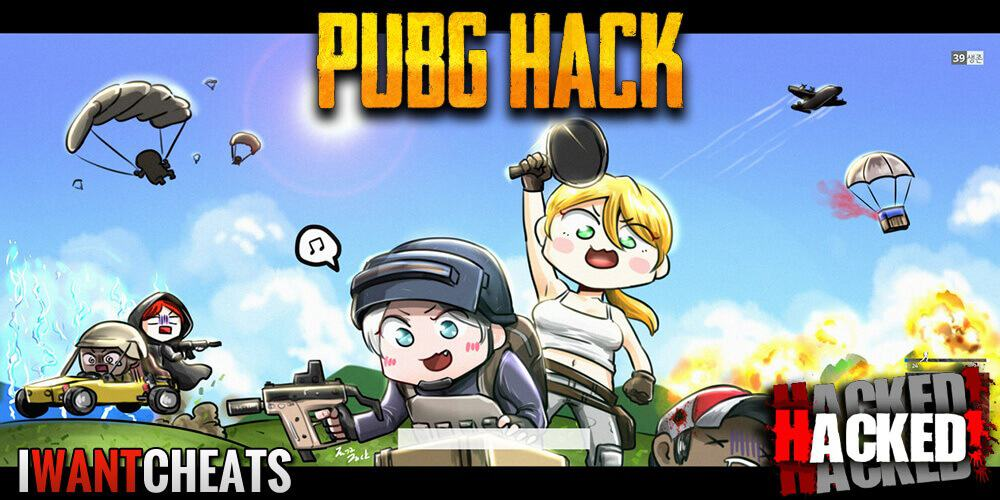Download pubg hacked from ihackeditcom