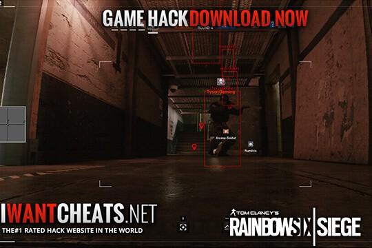 R6S Hacks