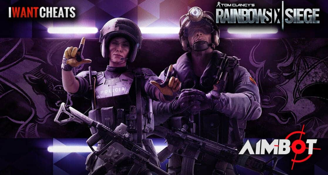 rainbow six siege hacks with aimbot