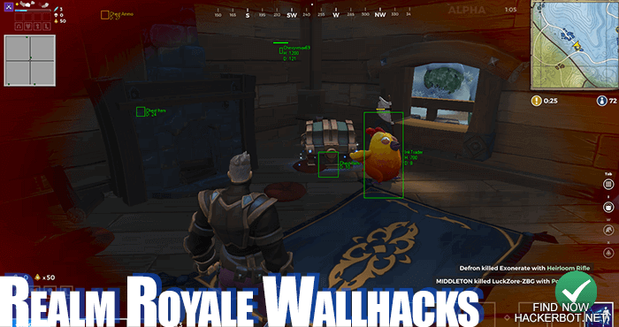 Realm Royale Hack