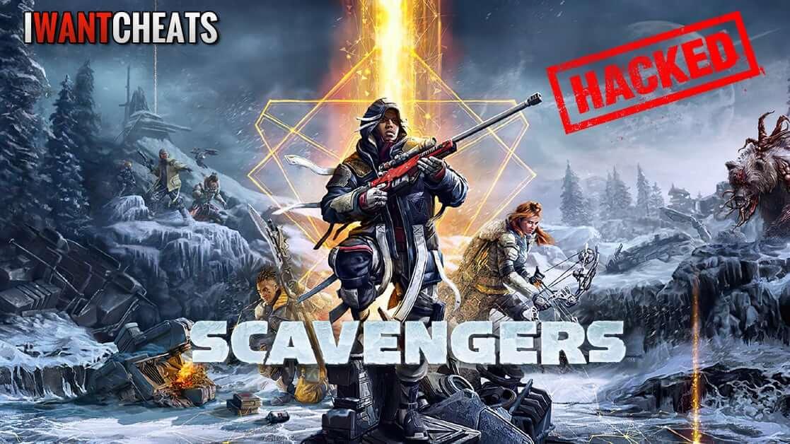 scavengers hack iwantcheats