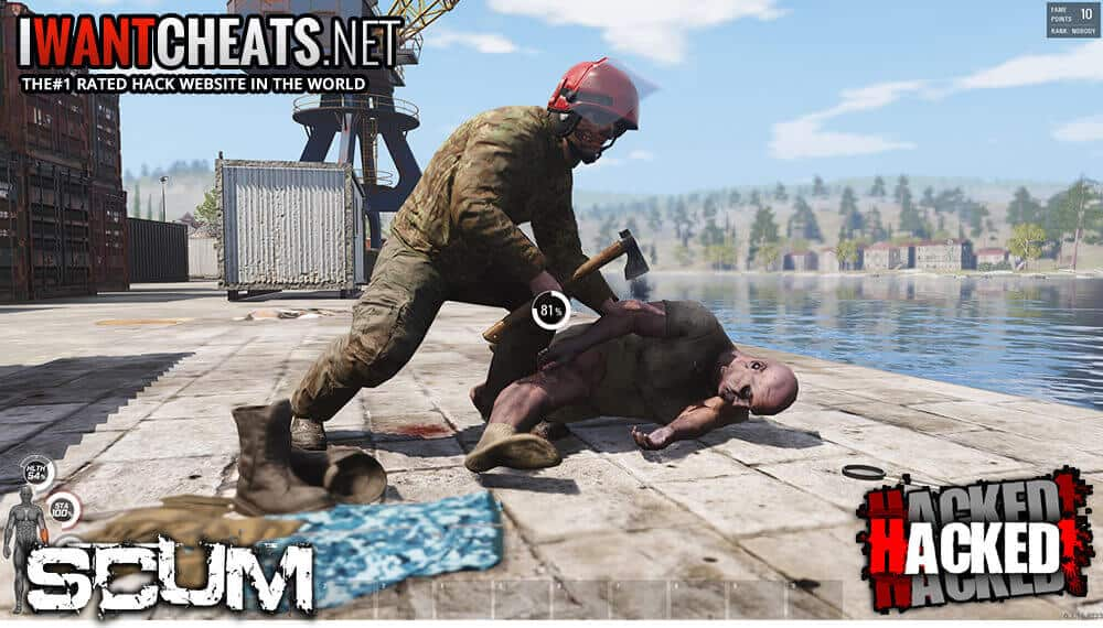 scum cheats