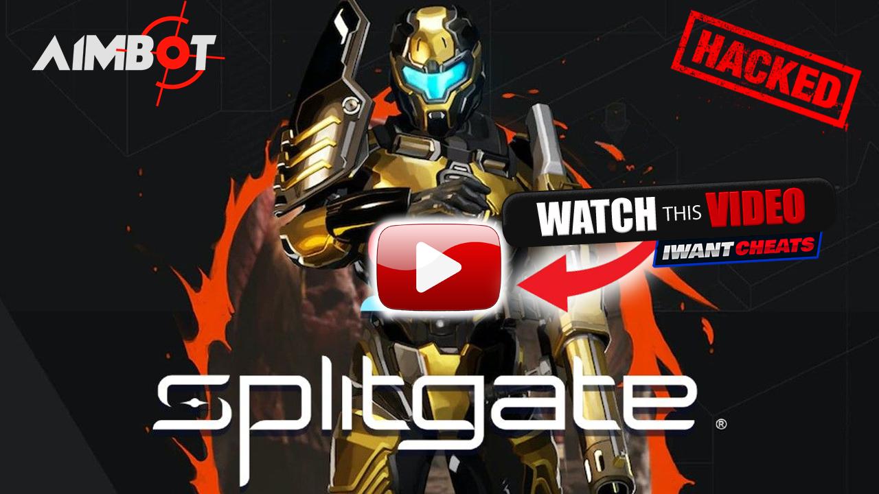 Splitgate Hacks Video Image