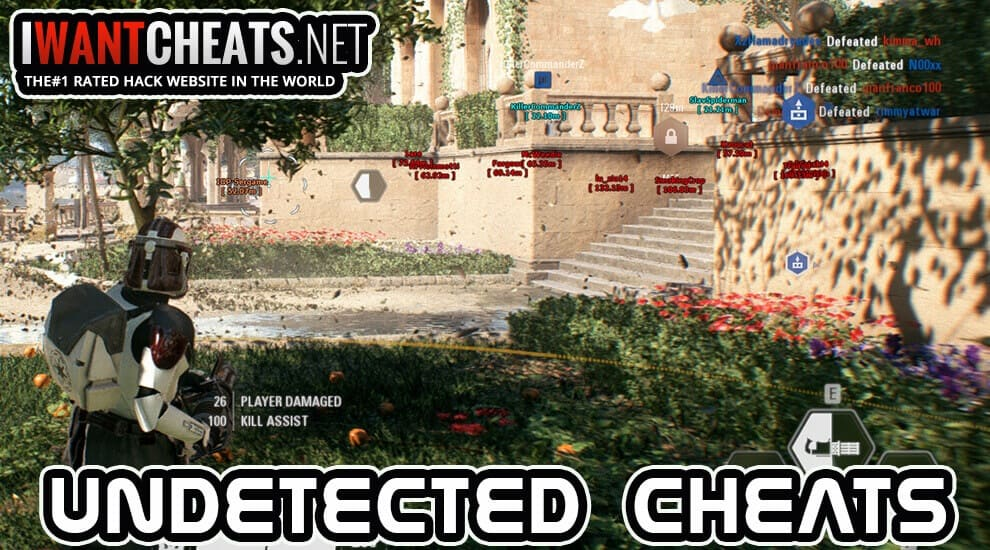 Star Wars Battlefront 2 Cheats