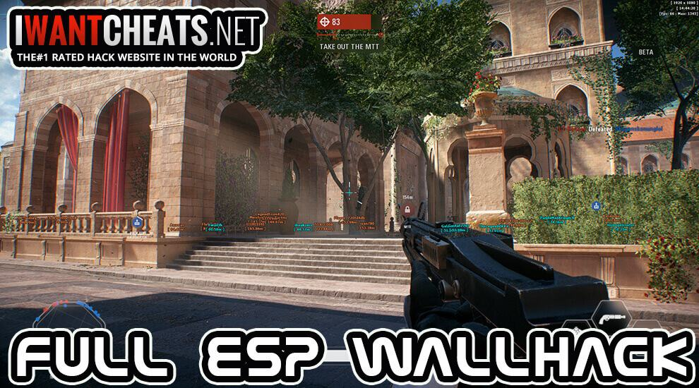SWBF2 ESP Wallhack