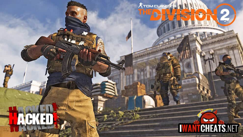 the division 2 cheaters