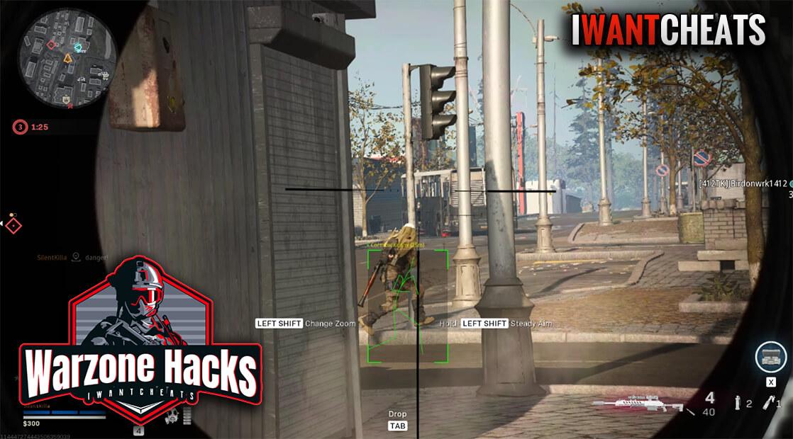 warzone esp wallhack