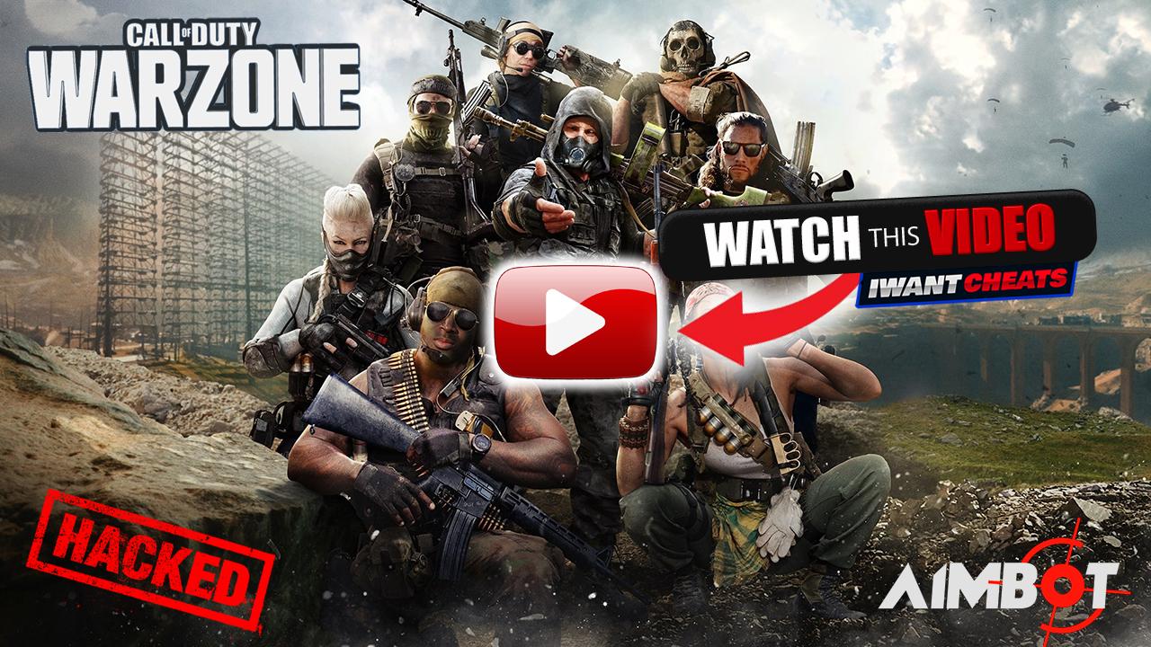 warzone hack video image
