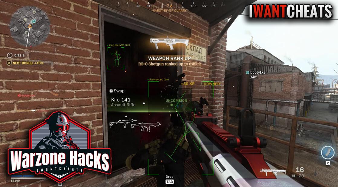 warzone hack